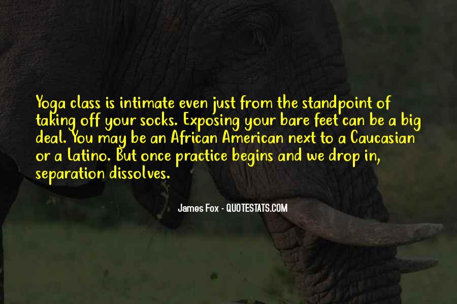 James Fox Quotes #85476