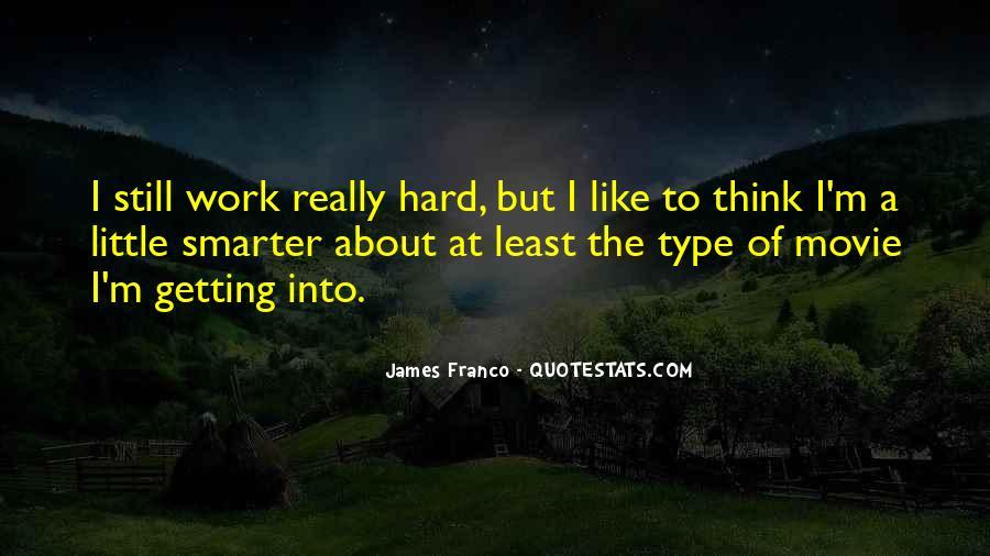 James Franco Quotes #1058683