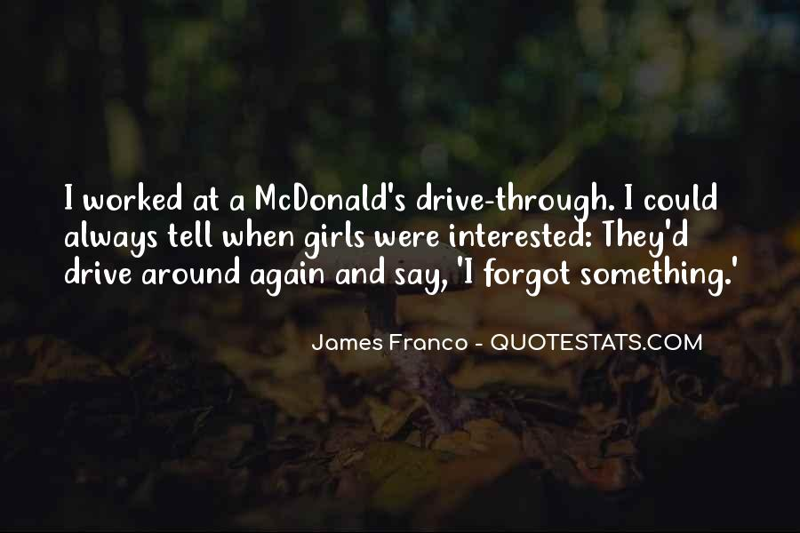 James Franco Quotes #1101218