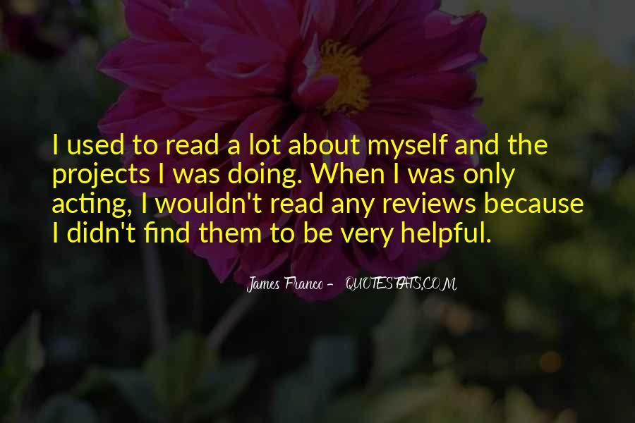 James Franco Quotes #124115