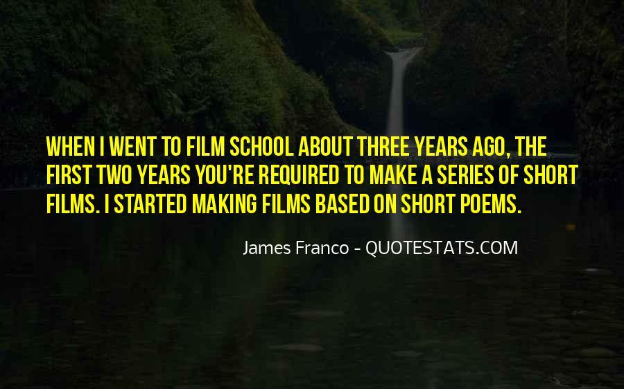 James Franco Quotes #1244089