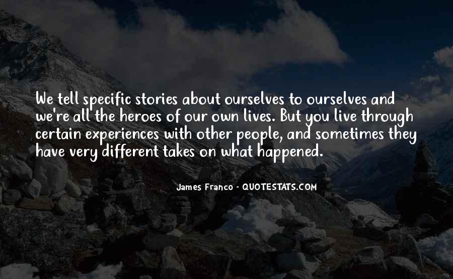 James Franco Quotes #1244480