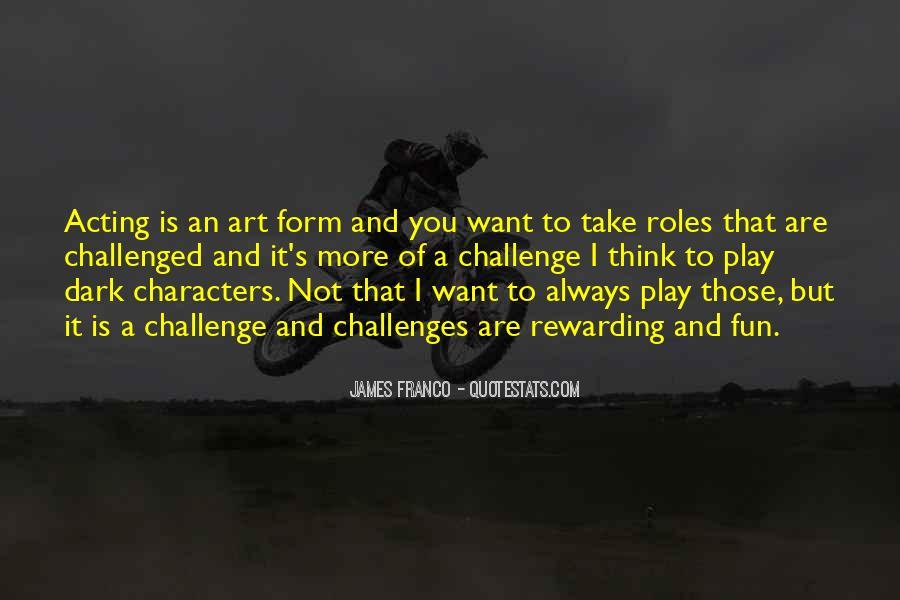 James Franco Quotes #1323711