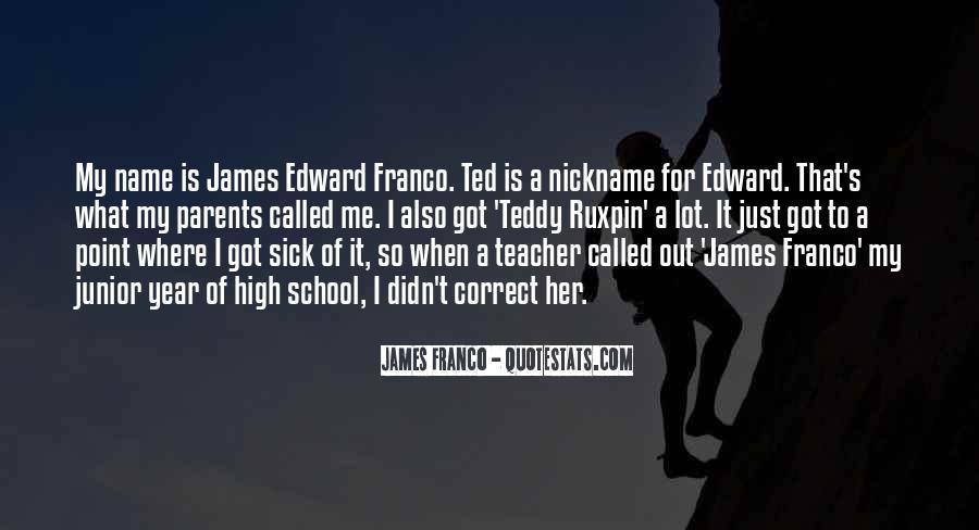 James Franco Quotes #1409976