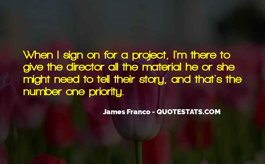 James Franco Quotes #1451033