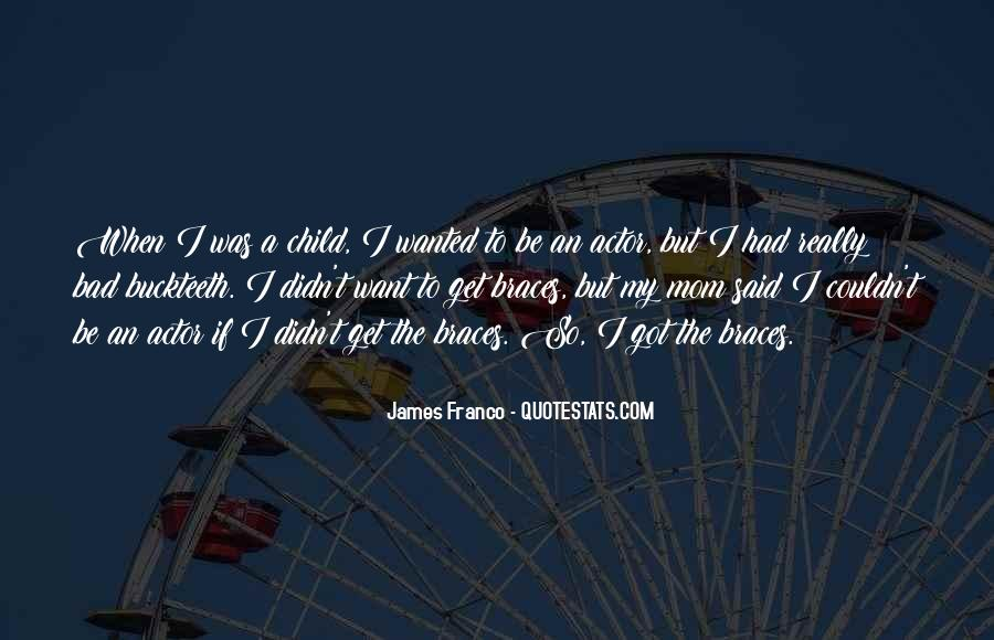 James Franco Quotes #147326