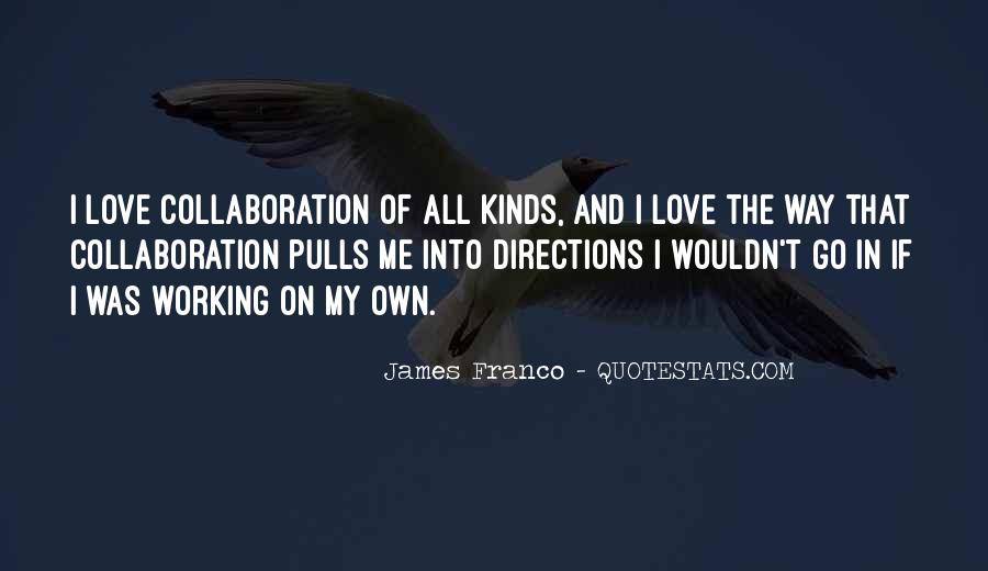James Franco Quotes #1501480