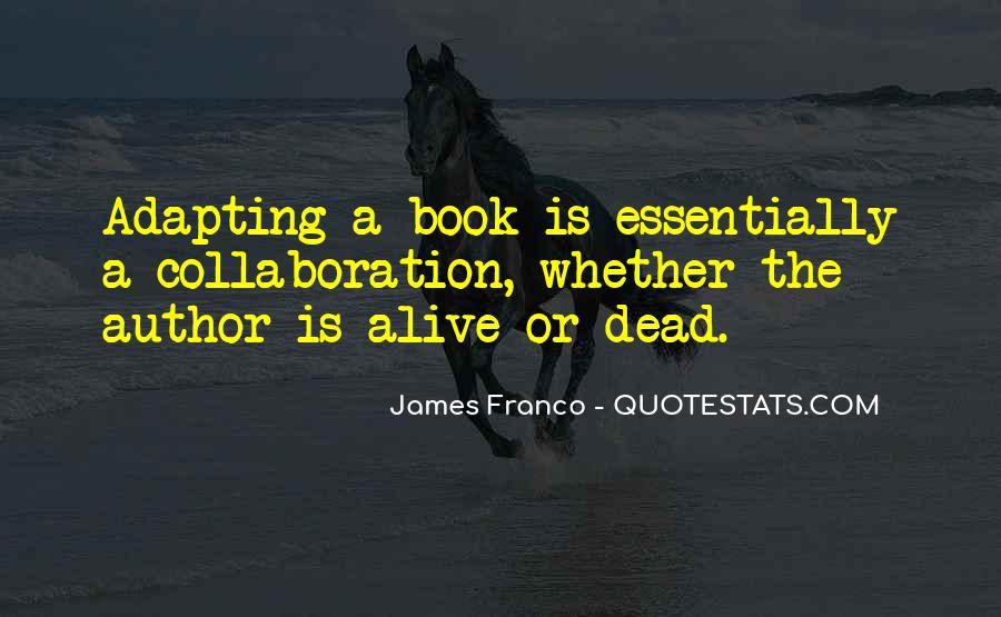 James Franco Quotes #1503887