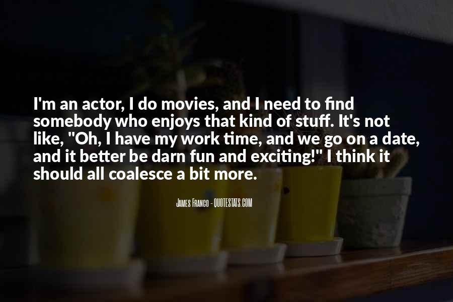 James Franco Quotes #16220