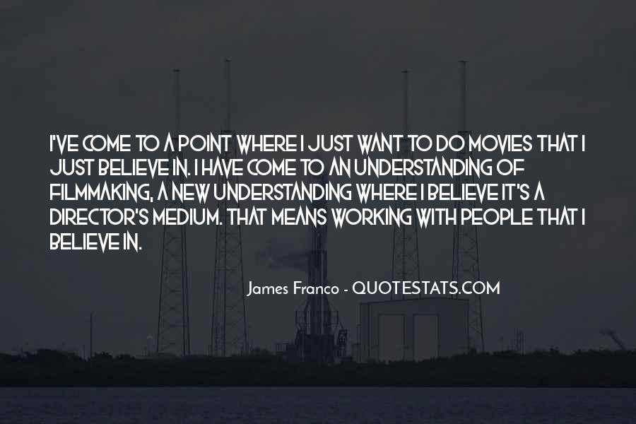 James Franco Quotes #1628092