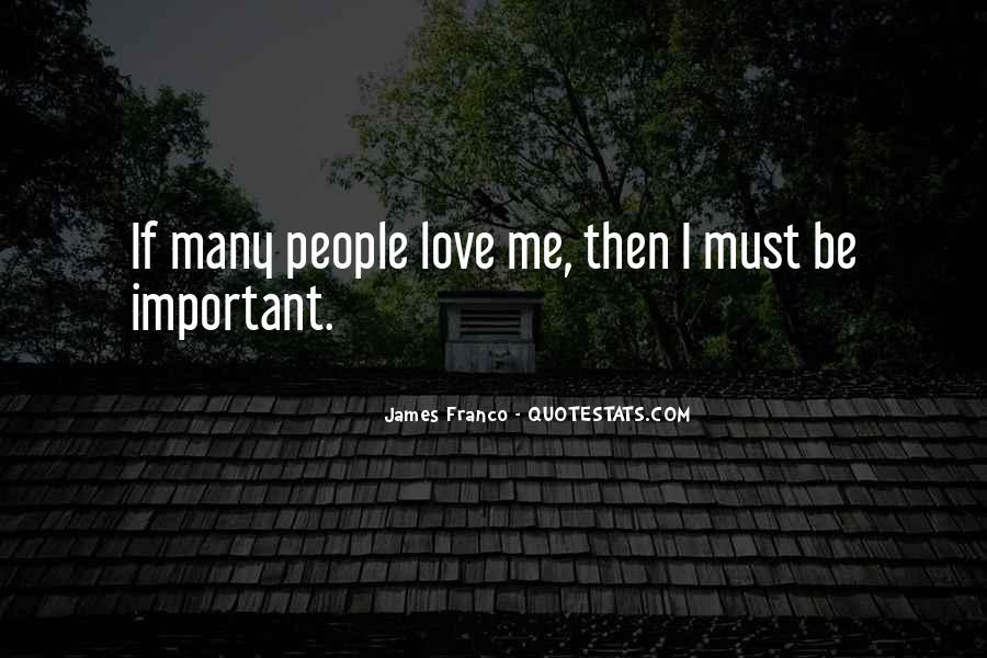 James Franco Quotes #163264