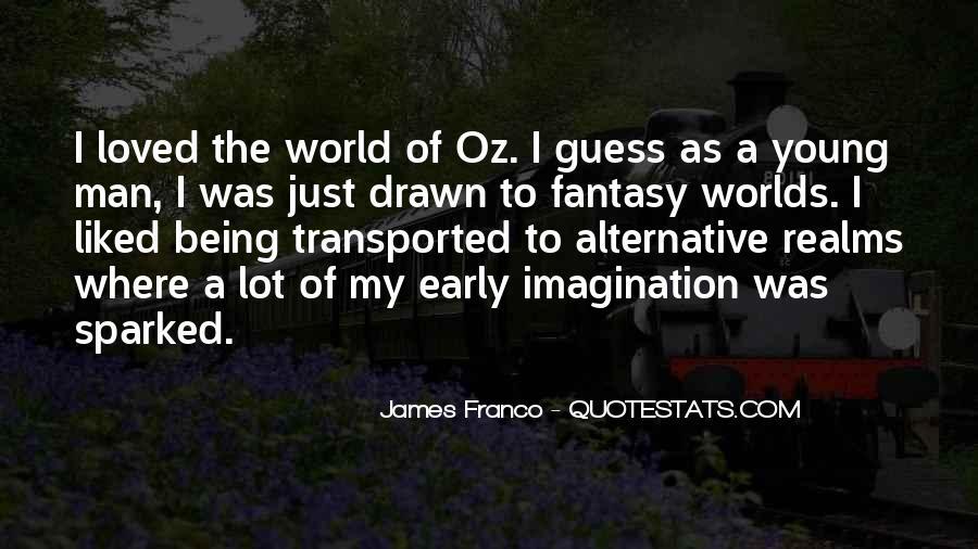 James Franco Quotes #1703058