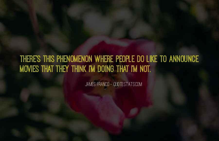 James Franco Quotes #1754131