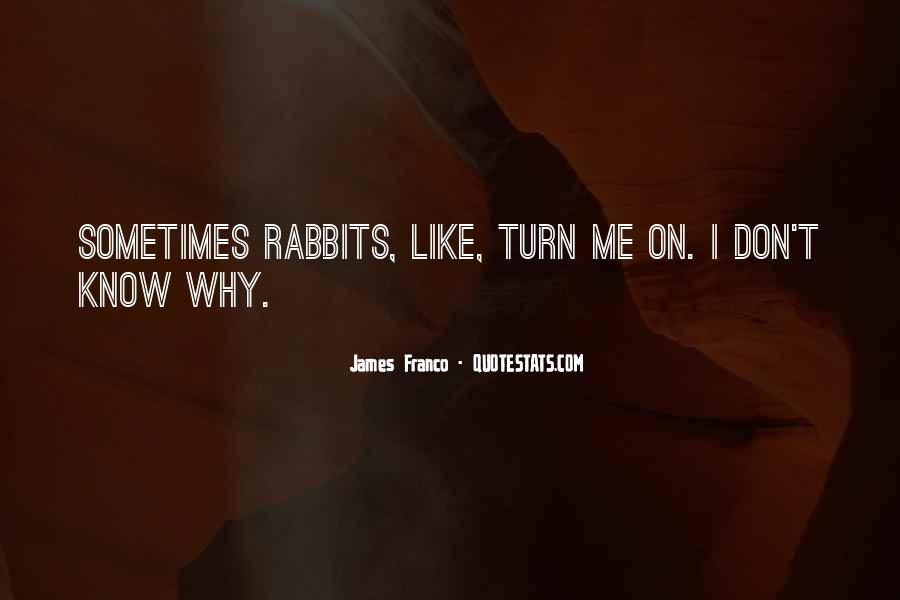 James Franco Quotes #1878404
