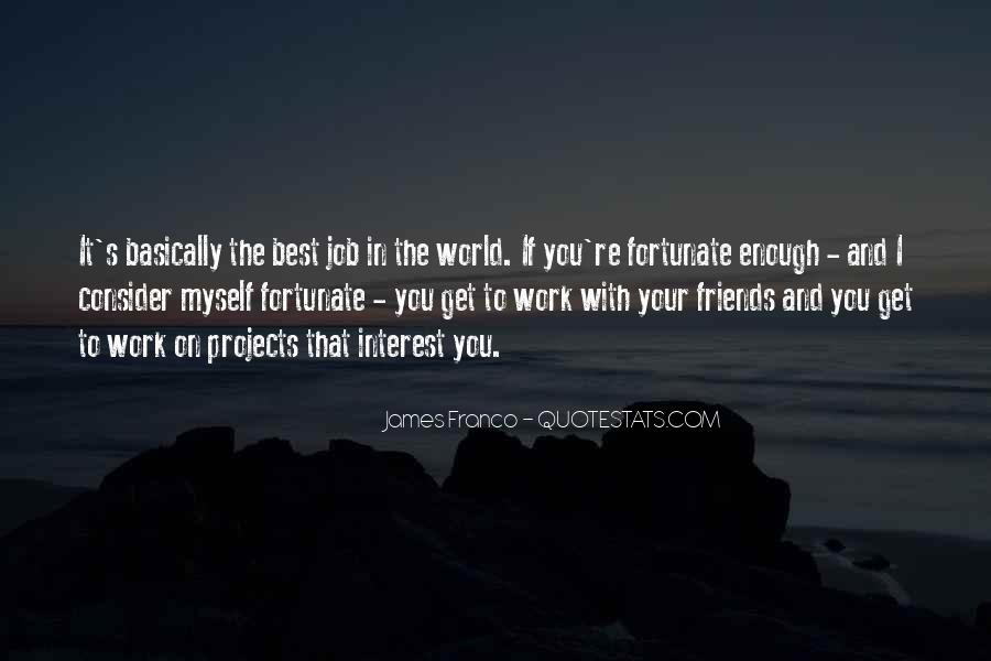 James Franco Quotes #261628
