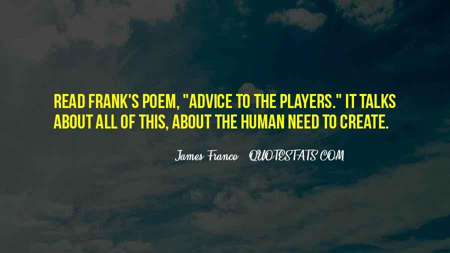 James Franco Quotes #279913