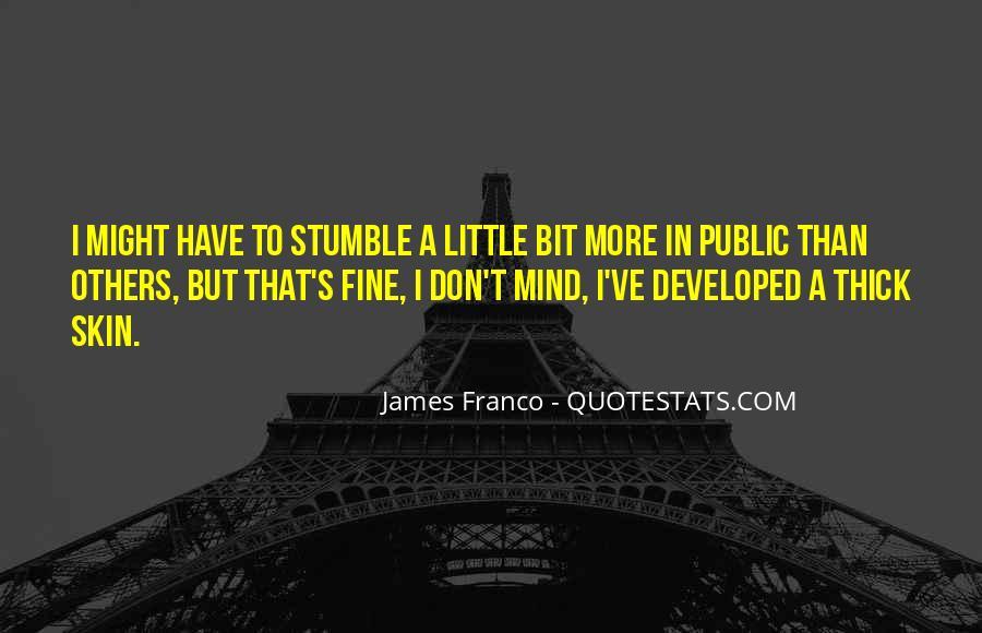 James Franco Quotes #281969