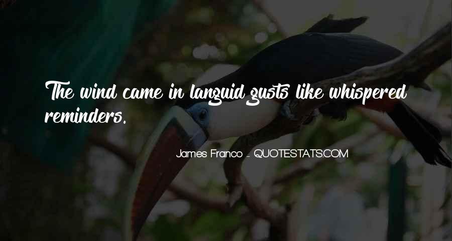 James Franco Quotes #383700
