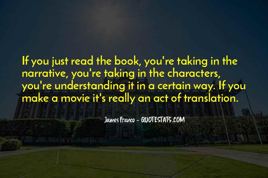 James Franco Quotes #500681