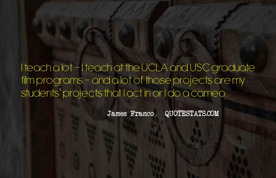 James Franco Quotes #537303