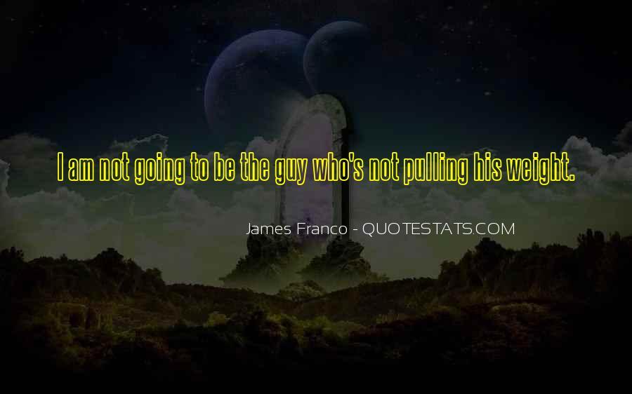 James Franco Quotes #538683