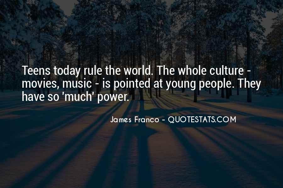 James Franco Quotes #596614