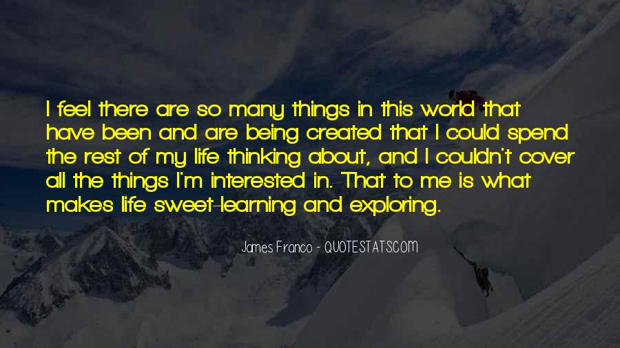 James Franco Quotes #59745