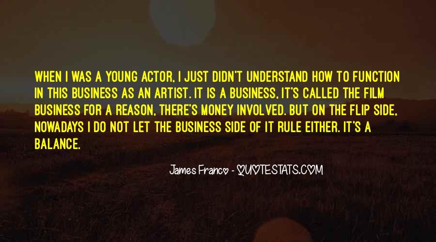 James Franco Quotes #599109