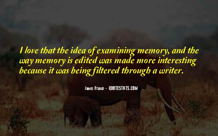 James Franco Quotes #664717