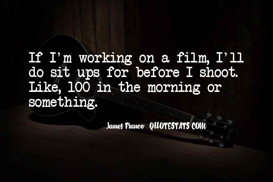 James Franco Quotes #668010