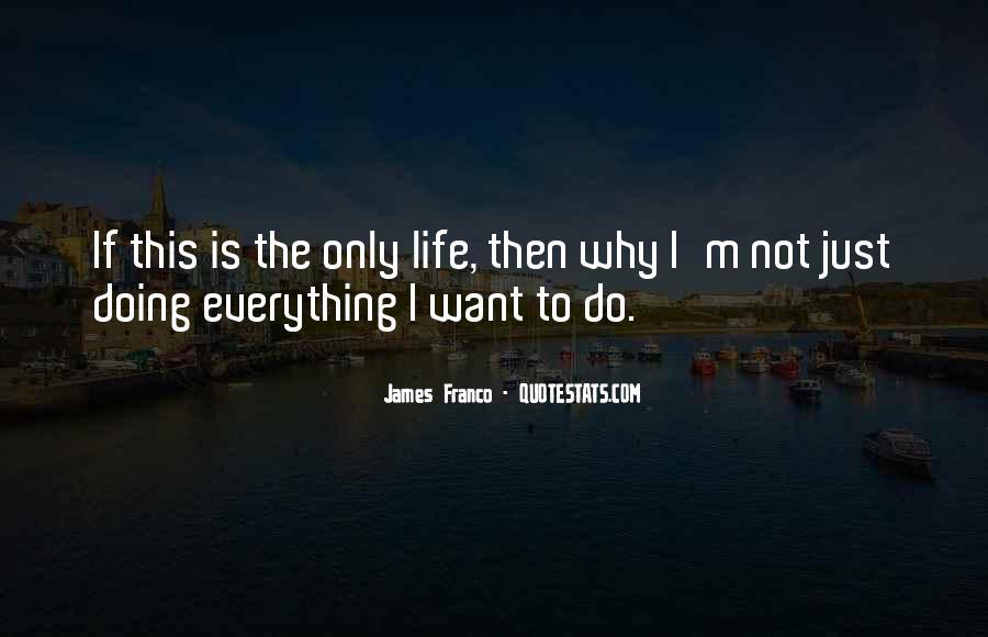 James Franco Quotes #789608
