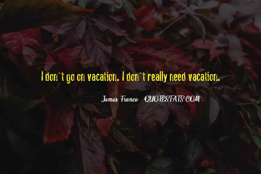 James Franco Quotes #915445
