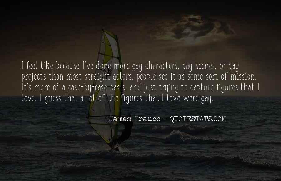 James Franco Quotes #970836