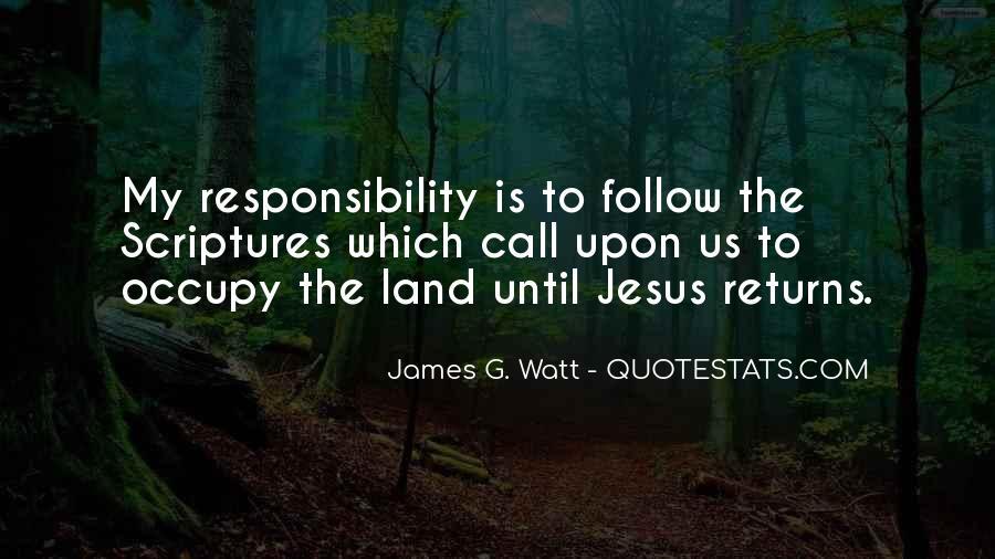 James G. Watt Quotes #1036276