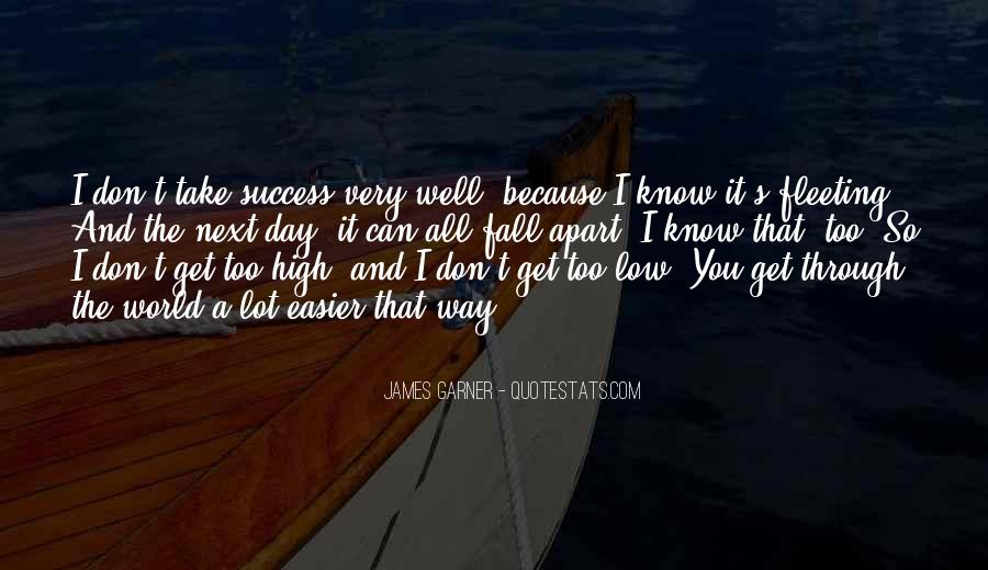 James Garner Quotes #1009824