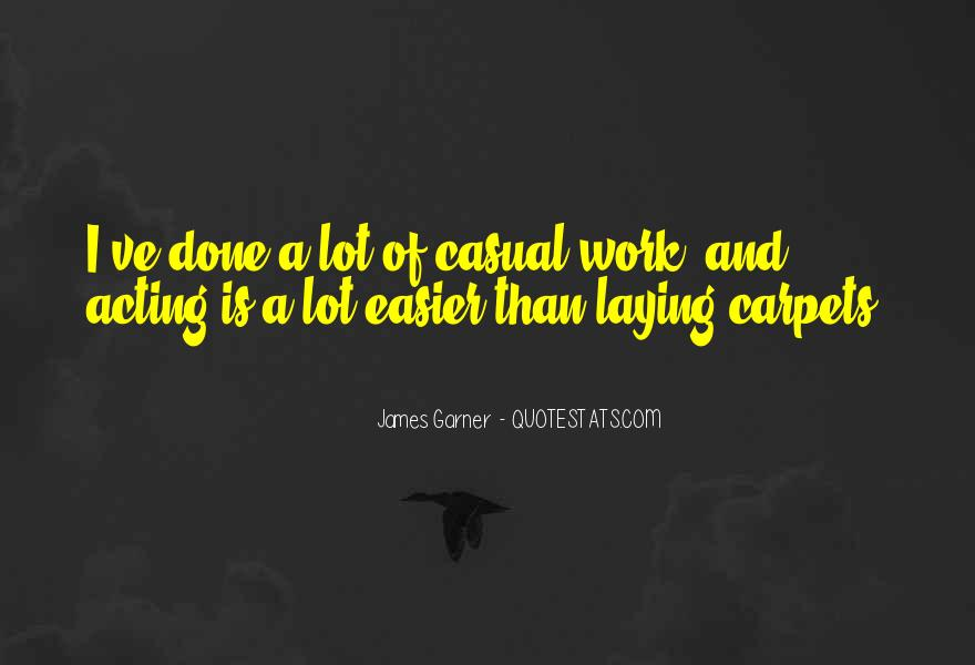 James Garner Quotes #1074229