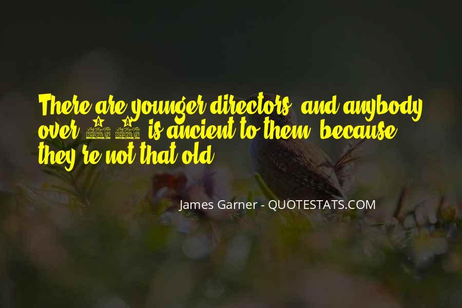 James Garner Quotes #1118261