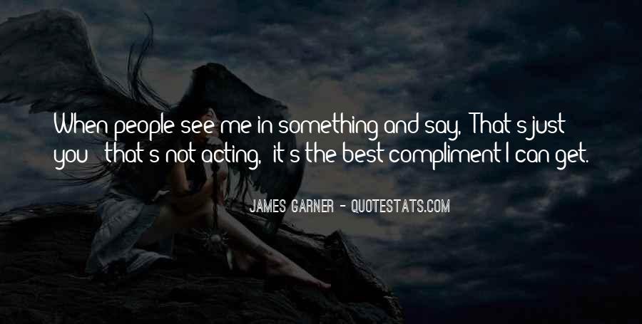 James Garner Quotes #1204356