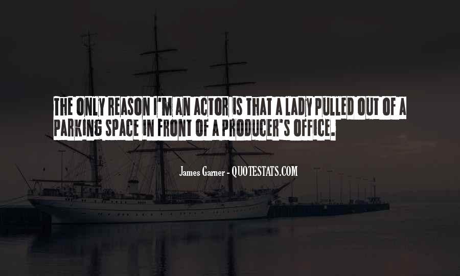 James Garner Quotes #138550