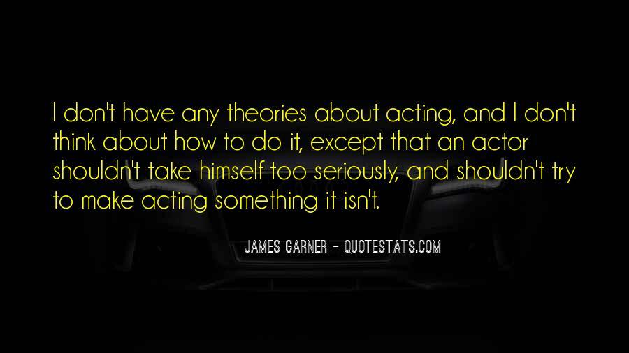James Garner Quotes #144947