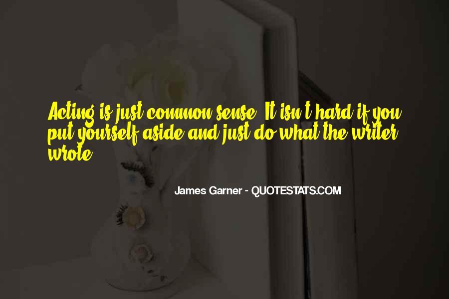 James Garner Quotes #1844973