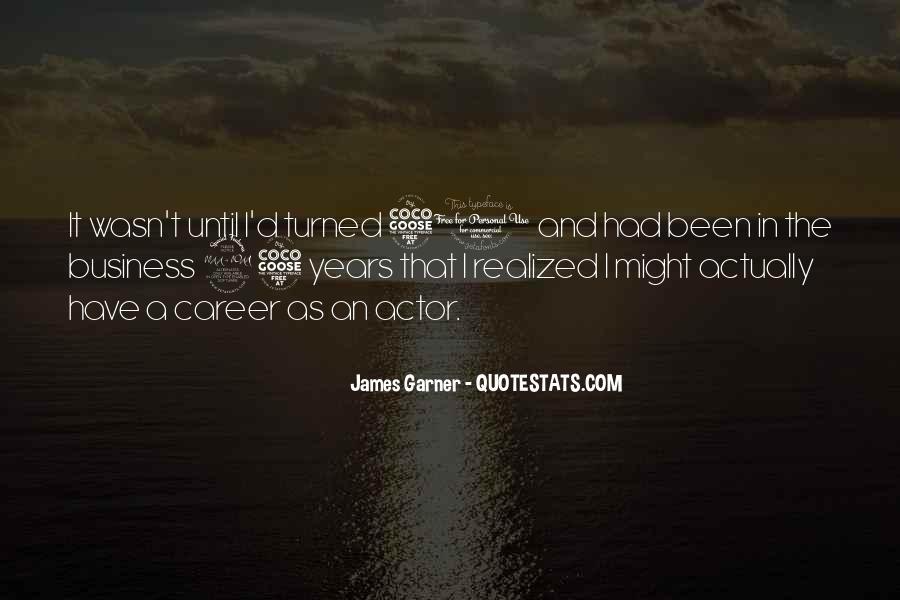 James Garner Quotes #354570