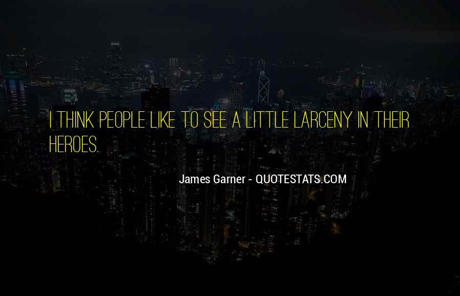 James Garner Quotes #448361