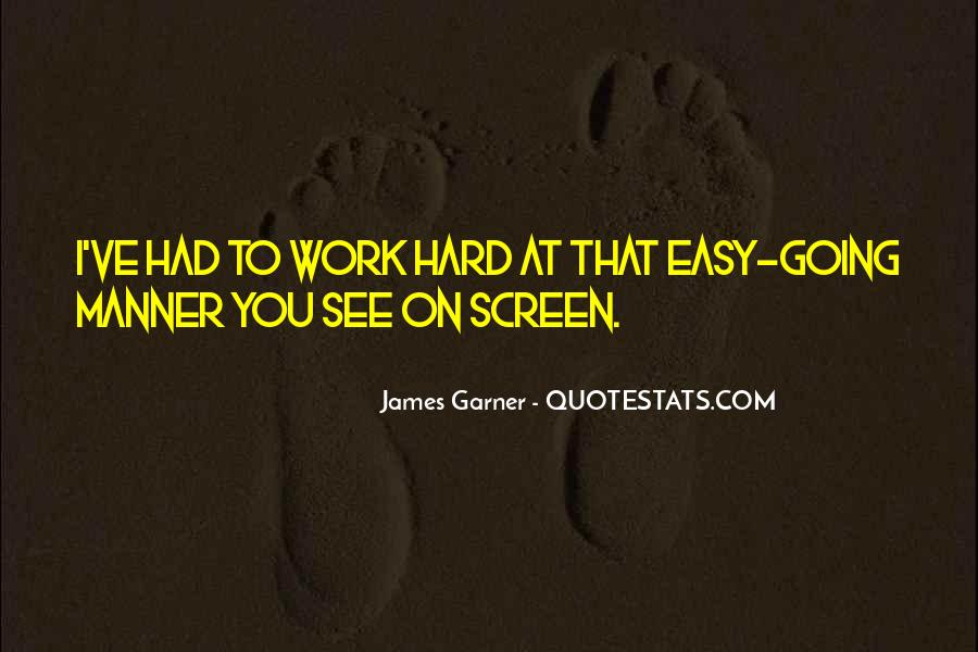 James Garner Quotes #512227