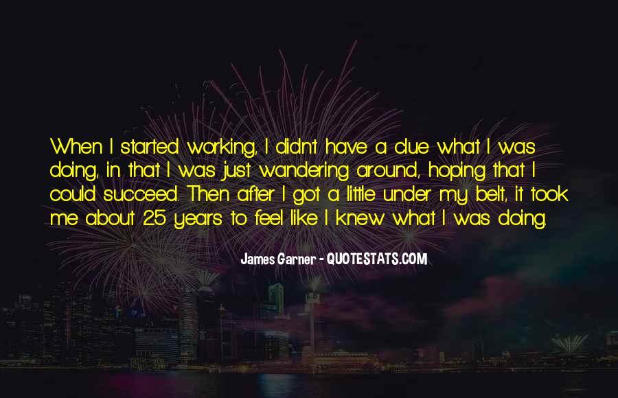 James Garner Quotes #599571