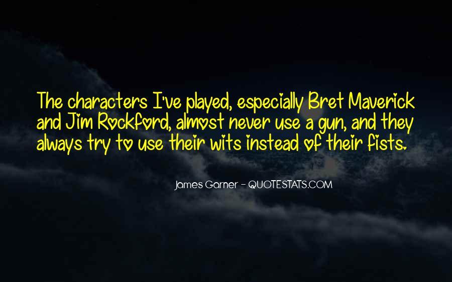 James Garner Quotes #772513