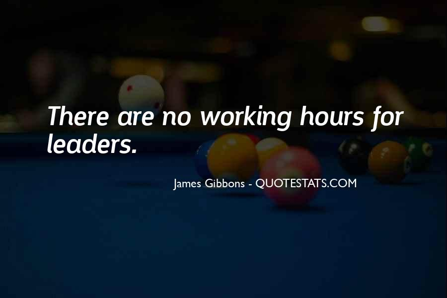 James Gibbons Quotes #1220455