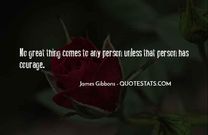 James Gibbons Quotes #744337