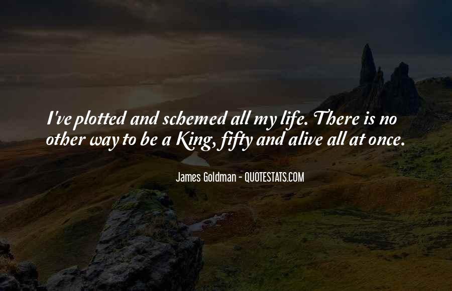 James Goldman Quotes #1131152