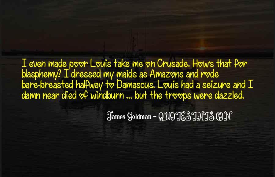 James Goldman Quotes #985683